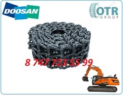 Гусеничная цепь на Doosan DX300 272-00062