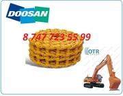 Гусеничная цепь на Doosan Solar 340 272-00062A