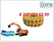 Гусеничная цепь на Doosan DX225 LC 273-00009