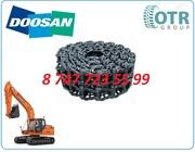 Гусеничная цепь на Doosan DX180 LC,  DX160LC K1029370