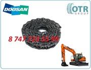 Гусеничная цепь на Doosan Solar 225LC,  DX225LC 272-00054