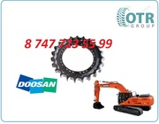 Звездочка на Doosan DX300LC,  DX340LC 108-00022B