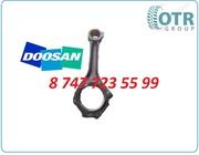 Шатун на Doosan DE-12TIS 65.02401-6012