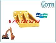 Бокорезы на экскаватор Doosan Solar 340 2713-6034