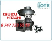 Турбина Hitachi,  JCB,  Isuzu 114400-1070