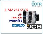 Генератор на двигатель Isuzu 4hk1 8-98092-116-0