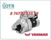 Стартер Yanmar 129953-77010