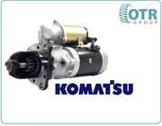 Стартер Komatsu Pc300-7 600-863-8110