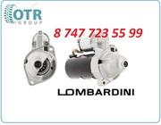 Стартер на двигатель Lombardini 0001139025