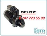 Стартер Khd,  Deutz 0986015420