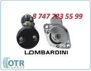 Стартер на двигатель Lombardini 0001107089
