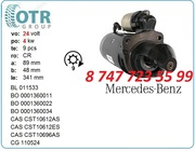 Стартер на грузовик Mercedes 0011519601