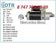 Стартер на грузовик Mercedes 0041518601
