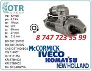Стартер Komatsu wb97 0001230021