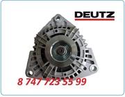 Генератор на двигатель Deutz 0124655106