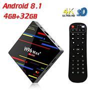 Продам Android 8.1 TV приставка с памятью 4GB/32GB на 4х ядерном проце