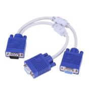 Продам Разветвитель (сплиттер) VGA на 2 монитора