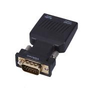 Продам Переходник с VGA на HDMI + аудио вход с внешним питанием,  IDAY2