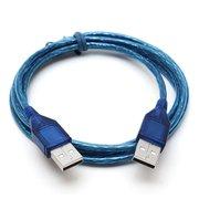 Продам Кабель USB Папа-Папа (AM – AM),  1.5м