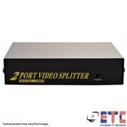 Продам активный VGA Разветвитель на 2 монитора,  VGA - T1502