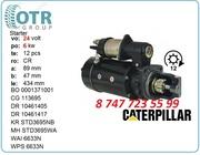 Стартер на грейдер Cat 120b 428000-0160
