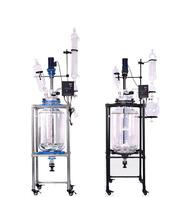 Двухслойный стеклянный реактор серии S212