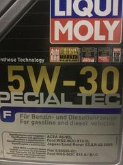 Моторное масло Liqui MOLY 5w-30