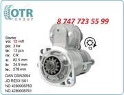 Стартер на двигатель Джон Дир 428000-8762