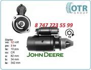 Стартер на комбаин John Deere 0001359090