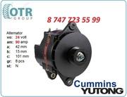Генератор на двигатель Yutong JFZ295D