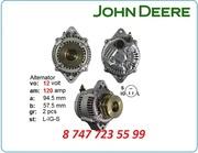 Генератор на трактор John Deere Re36246