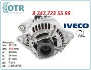 Генератор Iveco 504009978