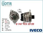 Генератор Iveco 504009977
