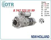 Стартер на экскаватор New Holland 8-98072-315-1