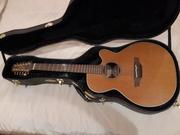 Продам 12-струнную гитару Takamine (Япония)
