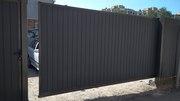 Откатные (консольные) ворота