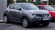 Прокат авто Nissan Juke в Грузии
