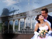Свадебные фото видео услуги в Алматы.Тамада.Aренда лимузина кабриолет Chrysler