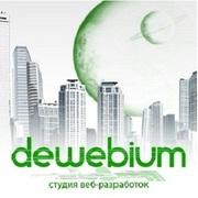 Dewebium - хостинг,  разработка веб сайтов